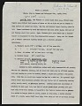 View United States Navy Galapagos Expedition, 1941, diary, April 2-28, 1941, typed copy digital asset number 0