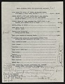 View United States Navy Galapagos Expedition, 1941 : miscellaneous notes (1 of 3) digital asset number 3