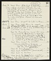 View United States Navy Galapagos Expedition, 1942 : expense account and travel vouchers digital asset number 0
