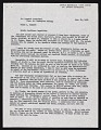 View Smithsonian-Bredin Caribbean Expedition, 1956 : correspondence digital asset number 10