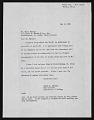 View Smithsonian-Bredin Caribbean Expedition, 1956 : correspondence digital asset number 3
