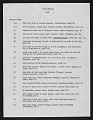 View Smithsonian-Bredin Belgian Congo Expedition, 1955 : list of and notes on soil samples collected digital asset number 0
