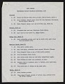 View Smithsonian-Bredin Caribbean Expedition, 1956 : list of soil samples collected digital asset number 0