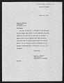View Smithsonian-Bredin Society Islands Expedition, 1957: correspondence. Includes correspondence of J. Bruce Bredin, Leonard Carmichael, James McConnaughey, and John E. Randall digital asset number 0