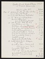 View Smithsonian-Bredin Society Islands Expedition, 1957 : expense account and receipts digital asset number 0