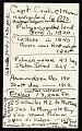 View Palmer Peninsula (Antarctica) Survey, 1962-1963 : miscellaneous notes (2 of 4) digital asset number 0