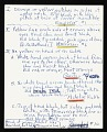 View Palmer Peninsula (Antarctica) Survey, 1962-1963 : miscellaneous notes (4 of 4) digital asset number 0