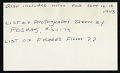 View Foshag, William F Field notes, January 16-October 27, 1945 digital asset number 0