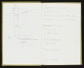 View Field notes, Mexico, 1987 digital asset number 6
