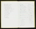 View Field notes, Mexico, 1987 digital asset number 5
