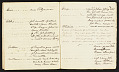 View Original notebooks of the botanist, volumes 5 - 6, New South Wales (Australia) digital asset number 1