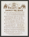 View Smokey Bear's Junior Forest Rangers Kit and Song digital asset number 1