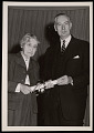 View Mary Agnes Chase (1869-1963) and Leonard Carmichael (1898-1973) digital asset number 0