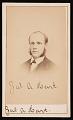 View Portrait of James A. Hart digital asset number 0