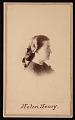 View Portrait of Helen Louisa Henry (1836-1912) digital asset number 0