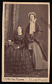 View Portrait of Caroline Henry (1839-1920) and Mary Anna Henry (1834-1903) digital asset number 0