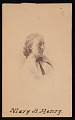 View Portrait of Mary Anna Henry (1834-1903) digital asset number 0