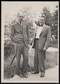 View Portrait of David Horn Johnson (1912-1996) and Waldo LaSalle Schmitt (1887-1977) digital asset number 0