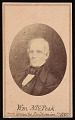 View Portrait of William McPeak (1792-1862) digital asset number 0