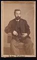 View Portrait of Edward Palmer (1829-1911) digital asset number 0