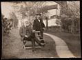 View Portrait of Robert Ridgway (1850-1929) and William Brewster (1851-1919) digital asset number 0