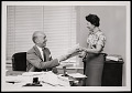 View Portrait of Secretary S. Dillon Ripley (1913-2001) with Administrative Aide digital asset number 0