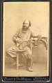 View Portrait of Unidentified Man with Balalaika digital asset number 0