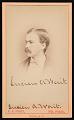 View Portrait of Lucien Augustus Wait (1846-1913) digital asset number 0