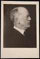 View Profile Portrait of Charles Doolittle Walcott (1850-1927) digital asset number 0