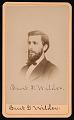 View Portrait of Burt Green Wilder (1841-1925) digital asset number 0