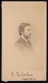 View Portrait of Jose Castulo Zeledon (1846-1923) digital asset number 0
