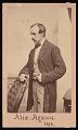 View Portrait of Alexander Emanuel Rodolphe Agassiz (1835-1910) digital asset number 0