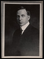 View Portrait of Ray Smith Bassler (1878-1961) digital asset number 0