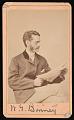 View Portrait of William Greene Binney (1833-1909) digital asset number 0