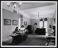 View Secretary's Reception Office, East Wing, Smithsonian Institution Building, or Castle digital asset number 0
