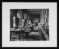 View Division of Marine Invertebrates, Lower Main Hall, Smithsonian Institution Building, or Castle digital asset number 0