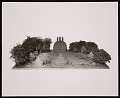 View Ethnology Exhibit, Model of Acolopissa Indian Village, 1732 digital asset number 0