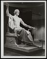View Horatio Greenough Statue of George Washington, Museum of History and Technology digital asset number 0