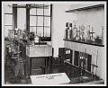 View Hall of Physical Sciences, Museum of History and Technology - Chemistry Laboratory, 1890 digital asset number 0