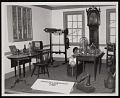 View Hall of Physical Sciences, Museum of History and Technology - Chemistry Laboratory, 1790 digital asset number 0