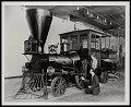 """View """"Pioneer"""" Locomotive, Museum of History and Technology digital asset number 0"""