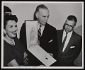 View Presentation of Hope Diamond to Museum of Natural History digital asset number 0