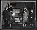 View Opening of U.S. Census Exhibit, Arts and Industries Building digital asset number 0