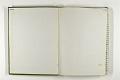 View Negative Log Book Number 12, (79-13778 to 80-20260) digital asset number 3