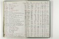 View Negative Log Book Number 18, (86-5143 to 88-15270) digital asset number 9