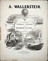 View 4 polkas for the piano forte A. Wallerstein digital asset number 0