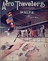 View Aero travelers = Die Luftschwärmer : waltz / by Anton Weiss digital asset number 0