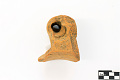 View Vessel Spout, Mexican Pottery Fragment digital asset number 3