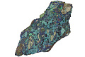 View Carbonate Minerals Azurite with Malachite digital asset number 4