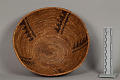View Coiled Basketry Bowl digital asset number 3